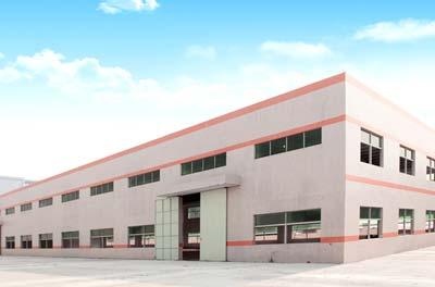 漆强二期厂房外景图