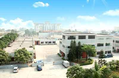 漆强一期工厂外景图
