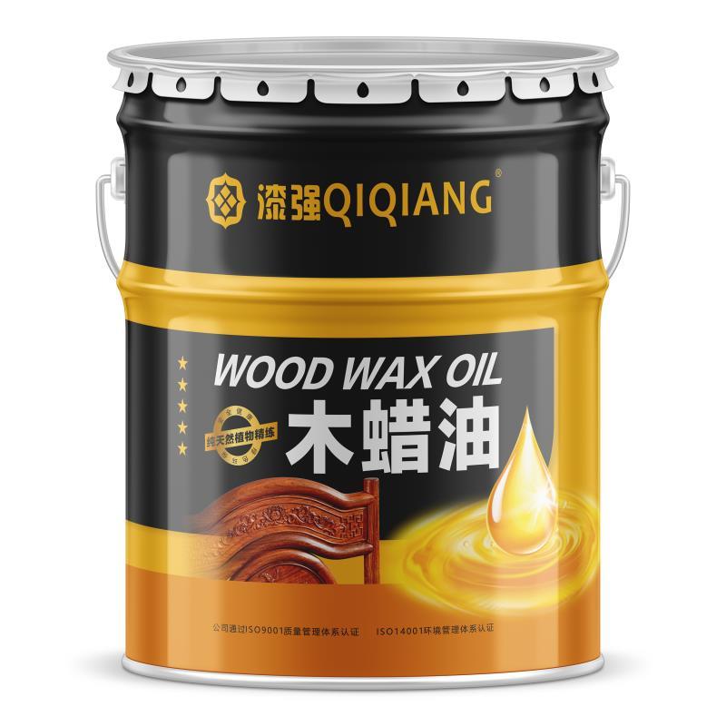 漆强木蜡油