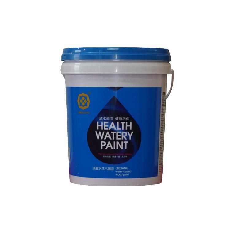 漆强水性木器漆